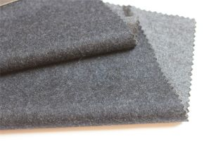 Worsted Knitted Woolen Fabric For Suit Wear