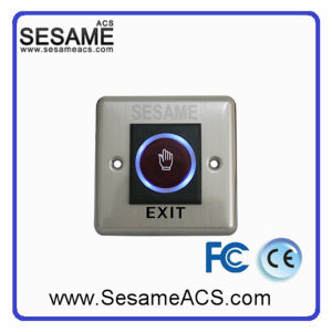 Stainless Steel No Need to Touch Door Exit Button (SB7-Squ)  sc 1 st  Sesame Access Co. Ltd. : door button - Pezcame.Com