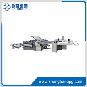 Zyhd780b/Zyhd670b Combination Folding Machine with Electrical Knife pictures & photos