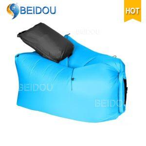 Terrific Sleeping Lazy Bag Sofa Beanbag Inflatable Air Bean Bag Chair Inzonedesignstudio Interior Chair Design Inzonedesignstudiocom