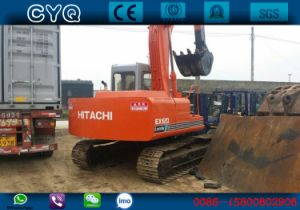 Used Excavator Htachi Ex120-1 Excavators for Sale pictures & photos