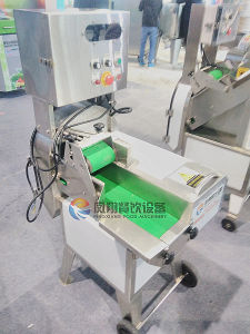 Commercial Cooked Meat Slicing Spiced Meat Cutting Machine pictures & photos