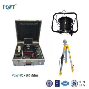 300m Pqwt-K2 High Resolution Well Inspection Borehole Camera