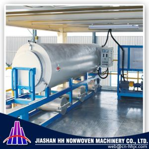 China Fine Quality 2.4m Single S PP Spunbond Nonwoven Fabric Machine pictures & photos
