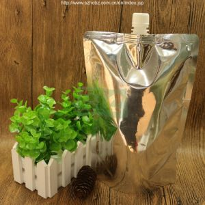 Reusable Food Spout Pouch