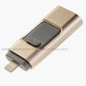 Mobile Phone USB Flash Drive for iPhone and Android (760)