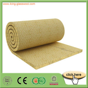 China fireproof rockwool insulation roll price china for Fireproof rockwool