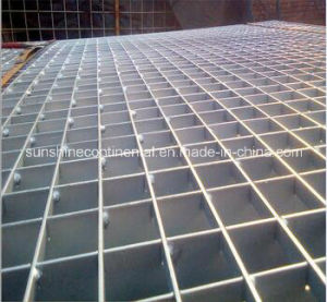 Hot Dipped Galvanized Catwalk Platform