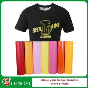 Qingyi PVC Heat Transfer Paper Roll for T-Shirt