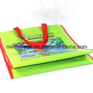 PP Woven Shopping Bag, with Custom Design&Size pictures & photos
