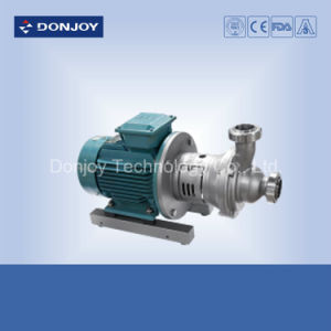 Sanitary Self-Priming CIP Pump for Liquid Control pictures & photos