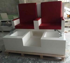 Free Color U0026 Custom Size SPA / Salon Double Pedicure Chairs