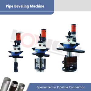 Y Type Electric Pipe Beveling Machine pictures & photos