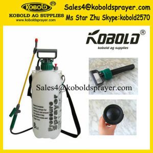 8L Garden Manual Pressure Sprayer. 3L5l7l Sprayer pictures & photos
