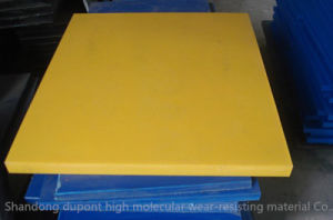 500 Million Molecular Weight UHMW-PE Board with Different Color