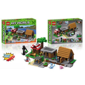 Promotion Gift Boy Toy My World DIY Toy Bricks (H9050200) pictures & photos
