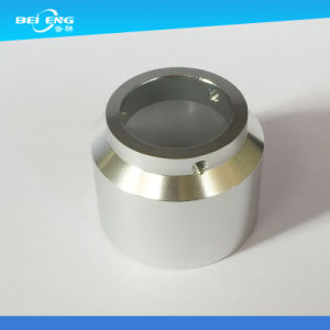 CNC Machining Aluminum Parts with Silver Anodizing