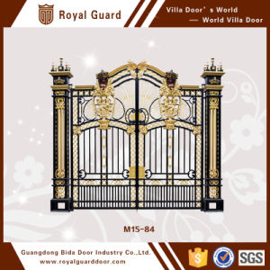China Gate Designs For Homes In Square Tubeshouse Steel Main Gate