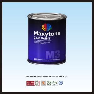 Yatu Maxytone 2k Car Paint for Auto Refinish with Australian Color Formula pictures & photos