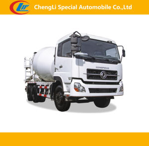 10, 000L Cement Mixing Truck pictures & photos
