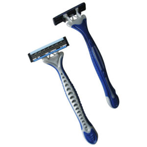 Triple Blade Disposable Razor (KD-B3008L of 7s′) pictures & photos