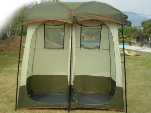 China Person Bathroom Tent For Outdoor Camping TSPR China - Camping bathroom tent
