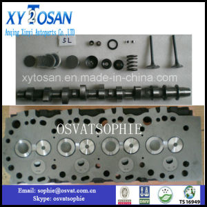 Complete Cylinder Head for Toyota 5L 1rz-2.0L-11101-75012 pictures & photos