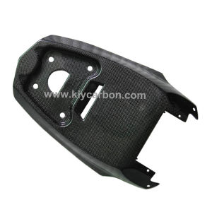 Carbon Fiber Underseat Cover for Ducati Streetfighter pictures & photos