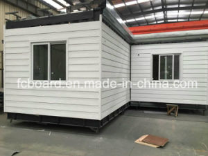 China FC Fiber Cement Board Siding Manufacturer - China Exterior ...