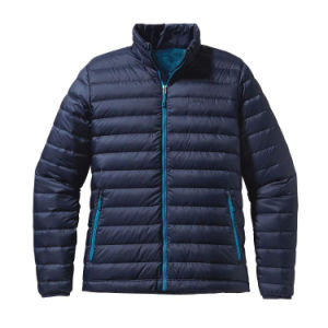 Men Classical Lightweight Warm Down Jacket pictures & photos