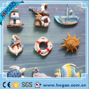Polyresin Fridge Magnet Different Animals Fridge Decoration pictures & photos