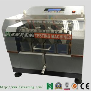 ASTM Satra Maeser Flex Testing Machine pictures & photos