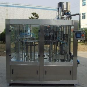 Automatic Water Juice Beer Filling Machine pictures & photos