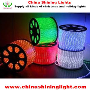 Varies Color 50m Per Roll LED Rope Light
