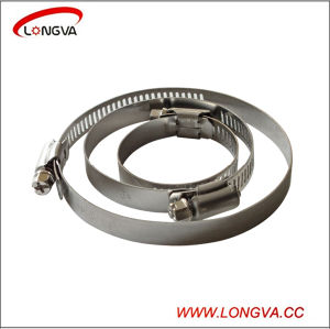 China Stainless Steel American Type Pipe Clamps China Pipe Clamp
