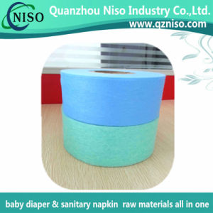 Super Soft Fluffy Adl Nonwoven for Diaper Absorbent Core (HP-012) pictures & photos