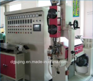 Cable Chemical Foaming Production Line Cable Extrusion Process for Data Cable, RF, Rg pictures & photos