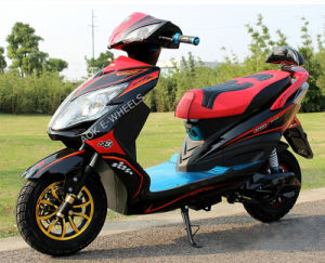 Hot Sale 1000W Electric Motorcycle with Disk Brake (EM-015) pictures & photos