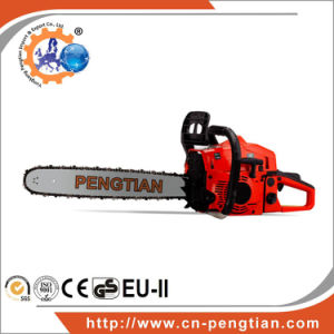 58cc Chinese Gasoline Powered Chainsaw CS5800 pictures & photos