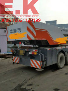 Zoomlion Hydraulic Truck Mobile Crane Construction Equipment (QY25H) pictures & photos