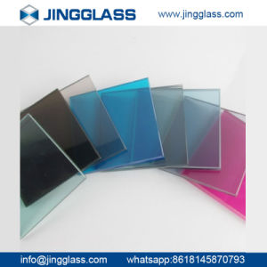 Lowest Price Building Construction Ceramic Spandrel Safety Glass Tinted Glass pictures & photos