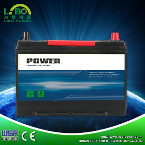 Hot Sale 65D31L/N70 Auto/Motorcycle Lead Acid Maintenance Free Car Battery