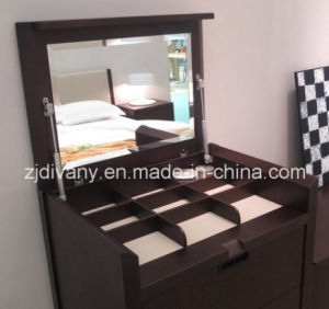 Chinese Style Wood Furniture Bedroom Wooden Dresser Cabinet (SM-D34) pictures & photos