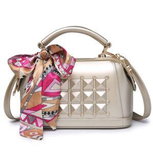 2018 Pvc Silicone Rubber Candy Handbag Jelly Bag