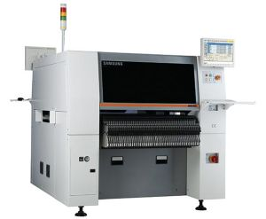 SMT Chip Shooter - Samsung Sm481 Ten Head Pick and Place Machine