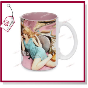 15oz Inside Color Mug Sublimation Coated by Mejorsub pictures & photos