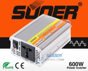 Suoer High Frequecy Inverter 600W 24V Solar System Inverter (SDA-600B)