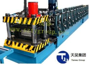 Scaffold Panel Roll Forming Machine