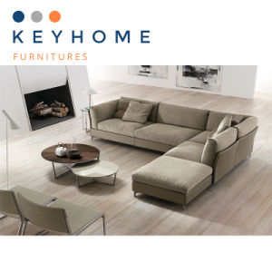 Italian Leather Sofa Set Living Room Furniture