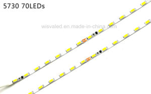 Ultra Slim 5mm Width Super Efficiency 100lm/W LED Strip pictures & photos